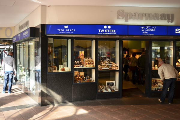 Sparnaay Juwelier   Winkelcentrum Amstelplein