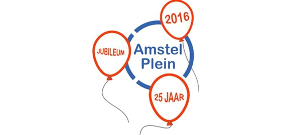 Winkelcentrum Amstelplein 25 jaar