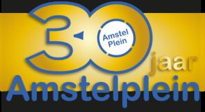 logo Amstelplein 30 jaar